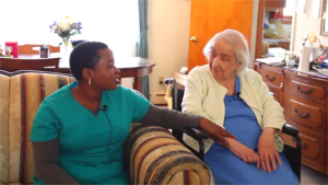 Client & Caregiver - Video Thumbnail